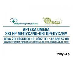 Apteka Omega - sklep medyczny Łódź